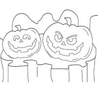 october coloring pages surfnetkids