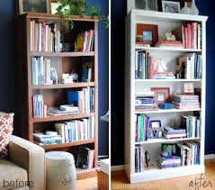 A Bookcase Furniture Risers For Sofas Styling A Bookcase