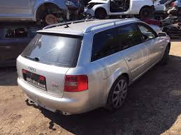 audi a6 c5 estate avant 2 5 tdi manual 5 door silver 2001 2004