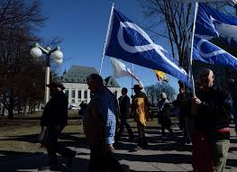 Manitoba Flag Manitoba First Nations Oppose Government Consultations With Métis