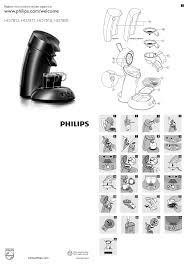 download free pdf for philips senseo hd7810 coffee maker manual