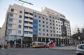 A Place Vue Vue De La Place Martim Moniz Picture Of Hotel Mundial Lisbon