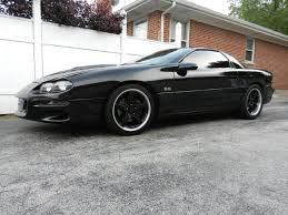 1999 black camaro blacked out ss camaro trade for 03 cobra svtperformance com
