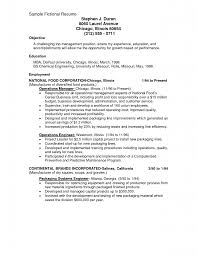 Commercial Acting Resume Format Resume Objective Electrician Resume For Your Job Application