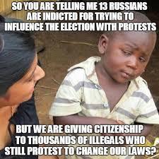 Russians Meme - russians vs illegals