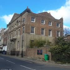 doughty house set to become a 100m palace daily mail online