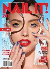 nail magazine nail arts