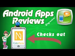 android reviews android app review colornote notepad notes