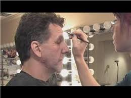 Professional Stage Makeup Theatrical Makeup How To Do Old Man Makeup Youtube