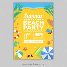template of template of poster on the vector free
