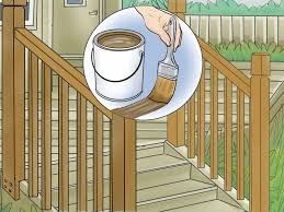 How To Build A Stair Banister 3 Ways To Build A Handrail Wikihow