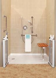Ada Shower Door Handicapped Friendly Bathroom Design Ideas For Disabled