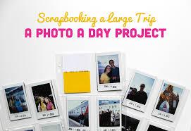 Large Scrapbook Big Picture Classes Blog Travel Scrapbooking