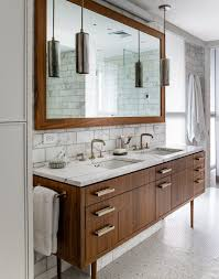Bathroom Cabinets New Recessed Medicine Cabinets With Lights New York Subway Tiles Bathroom Contemporary With Grounded Outlet