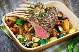 cuisiner un carré d agneau recette de carré d agneau du boulonnais cuit en basse température et