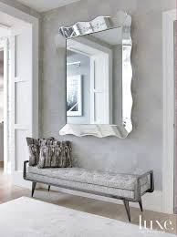 foyer mirrors best 25 foyer mirror ideas on console table