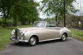 bentley silver cloud rolls royce silver cloud ii mulliner convertible legends of the road