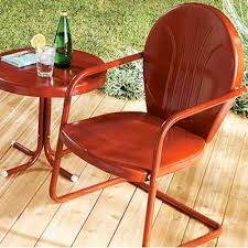 Best Way To Paint Metal Patio Furniture Outdoor Living Space