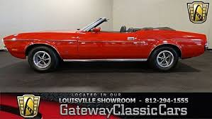 72 mustang convertible 1972 ford mustang classics for sale classics on autotrader