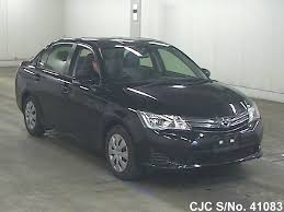 2013 toyota corolla axio black for sale stock no 41083