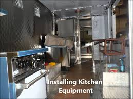 cer trailer kitchen ideas building food truck mobile kitchen