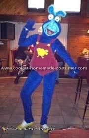 Gonzo Halloween Costume Gonzo Muppet Baby Costume
