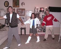 Ferris Bueller Halloween Costume Diamond October 2008