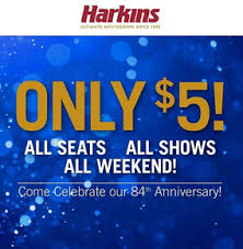 5 harkins movies this weekend bargain believer