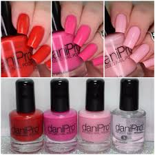 danipro infused nail polish swatch and review polish and paws