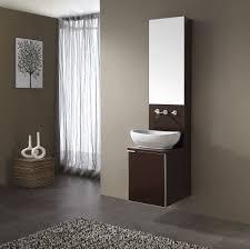 bathroom unfinished oak wood floating bathroom vanity cabinet and