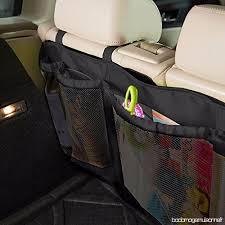 siege enfant v o sac de rangement voiture repliable multifonction coffre organiseurs
