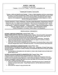 Risk Management Resume Samples by Payroll Manager Resume Template Premium Resume Samples U0026 Example