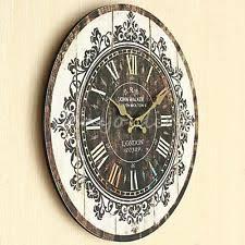 Shabby Chic Wall Clocks by Shabby Chic Clock Ebay