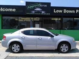 2008 Dodge Avenger Se Interior 2008 Dodge Avenger Se 4dr Sedan In Greensboro Nc Approved Autos Llc