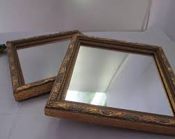 home interiors mirrors gold mirrors etsy