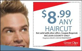 are haircuts still 7 99 at great clips great clips 9797 ad from 2018 03 04 ad vault pantagraph com