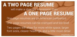 How Many Pages Can A Resume Be Mojohealy Learning Careers Page 2 Of 3 Michael Healy U0027s