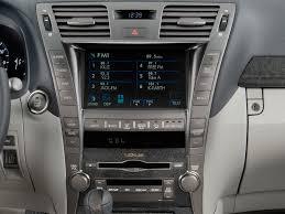 09 lexus ls460 2009 lexus ls460 instrument panel interior photo automotive com