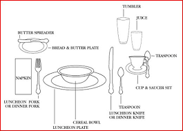 how do you set a table properly how to properly set a table sandella custom homes interiors