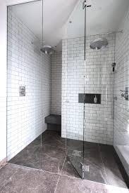 Grey Metro Bathroom Tiles Exotic Granite Bathroom Traditional With Custom Wood Vanity C