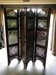 moroccan room divider moroccan screen indian divider and screen