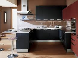 and black kitchen ideas appliances excellent ideas small modern kitchen exquisite design