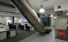 tech office in folkstone builds slide for u0027google esque u0027 staff