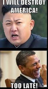 obama and government marxists are more dangerous than north korea