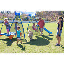 Kids Backyard Playground Monkey Bar Toy Outdoor Play Set Kids Backyard Playground Climbing