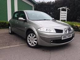 renault megane 1 5 dci dynamique 2007 57 plate 6 speed manual