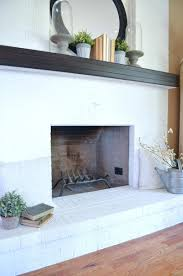 easy fireplace cover brilliant idea hide ugly opening my ideas