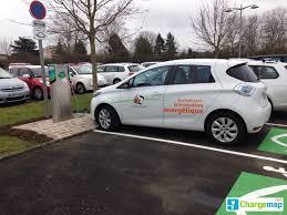 si e auto la route sieil rue denis papin charging station in joué lès tours