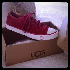 ugg womens tennis shoes s ugg shoes athletic shoes on poshmark