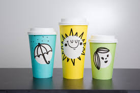 Lilly Starbucks Starbucks Just Announced Its First Ever Spring Cups Teen Vogue